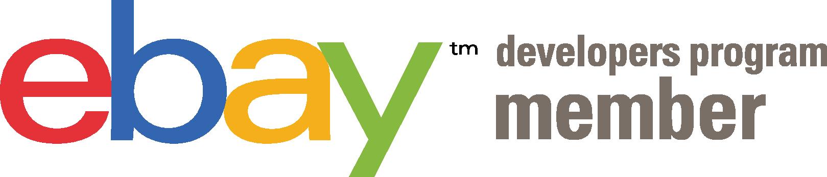 eBay Developers Program Logo